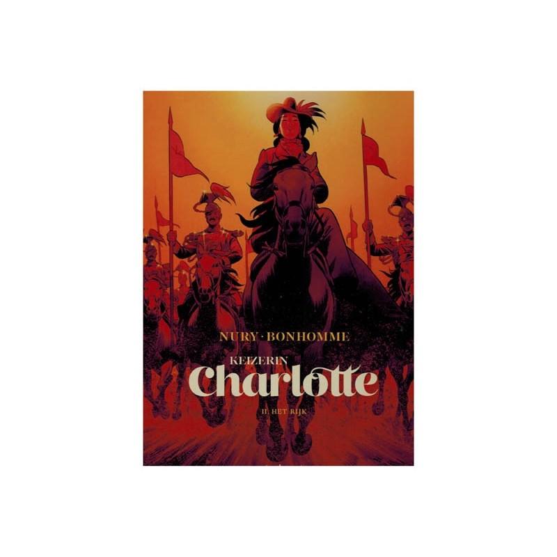 Keizerin Charlotte HC 02 Het rijk
