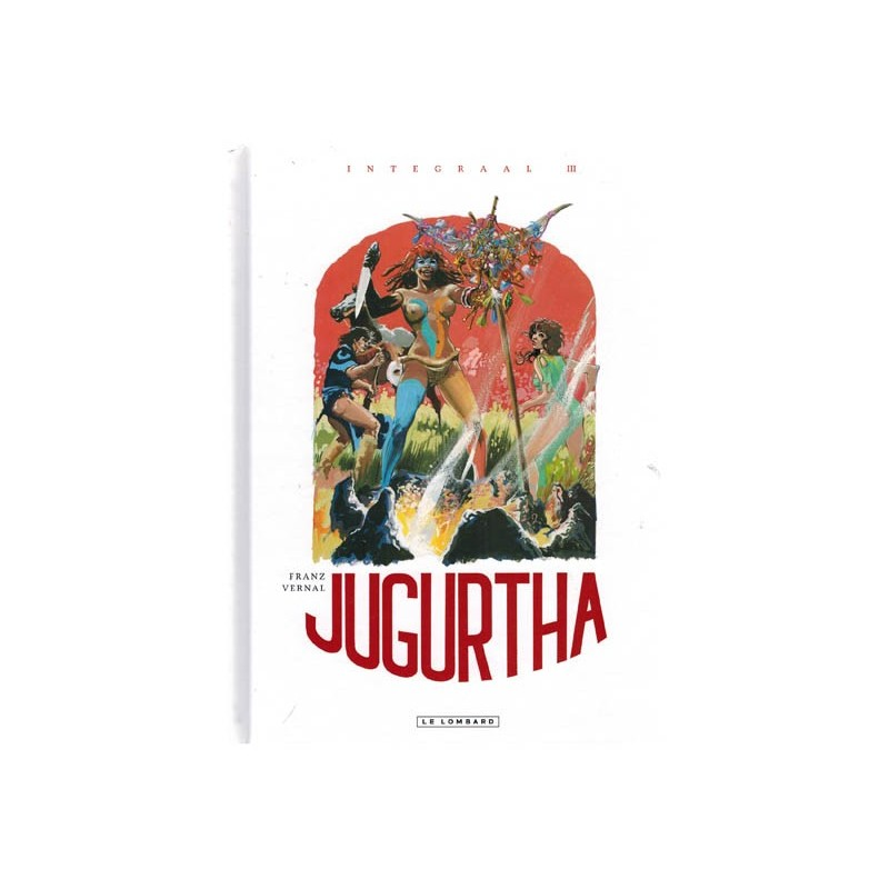 Jugurtha  integraal 03 HC