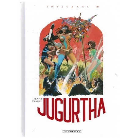 Jugurtha  integraal 03 HC