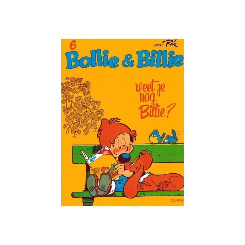 Bollie & Billie   06 Weet je nog, Billie?