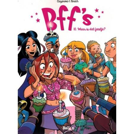 BFF's 10 Waar is dat feestje?