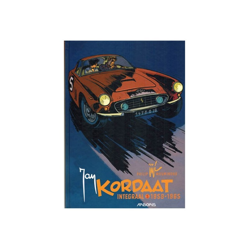 Jan Kordaat  integraal HC 05 1959-1965