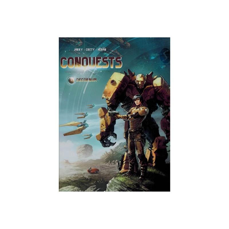 Conquests 03 Decornum