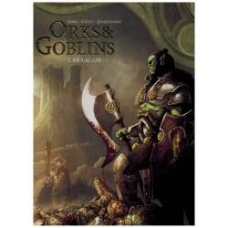 Orks & goblins HC 07 Braagam