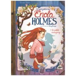 Enola Holmes HC 01 De dubbele verdwijning (naar Nancy Springer)