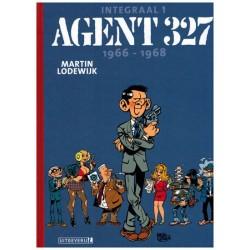 Agent 327   Integraal HC 01 1966-1968