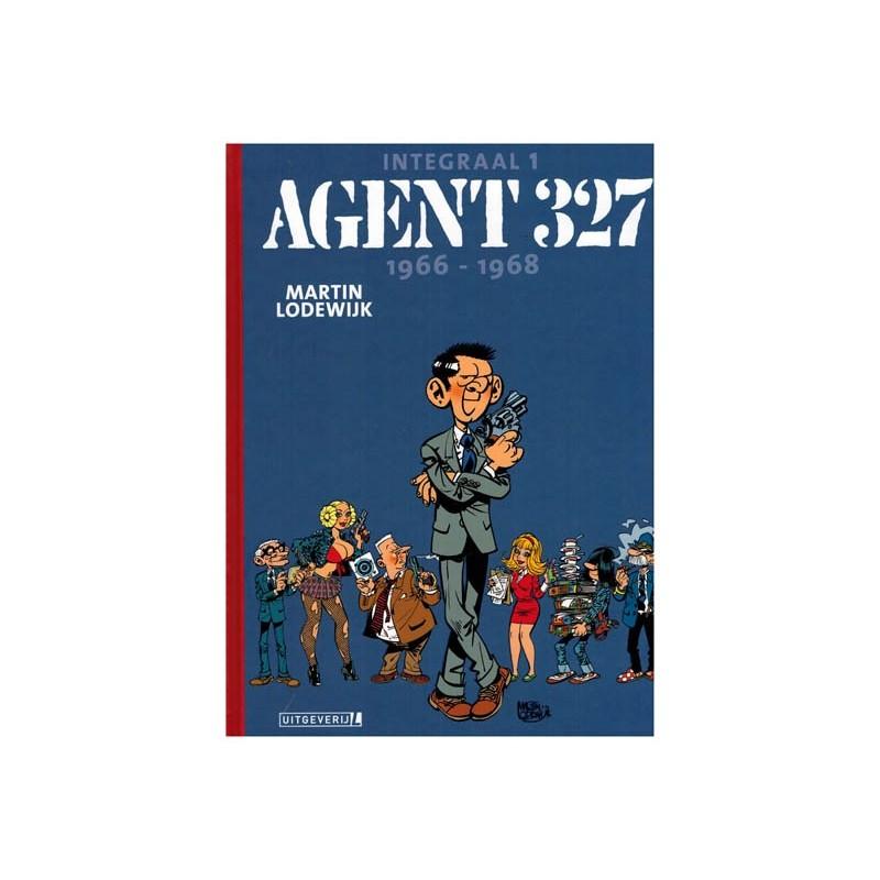 Agent  327 Integraal set HC deel 1 t/m 5