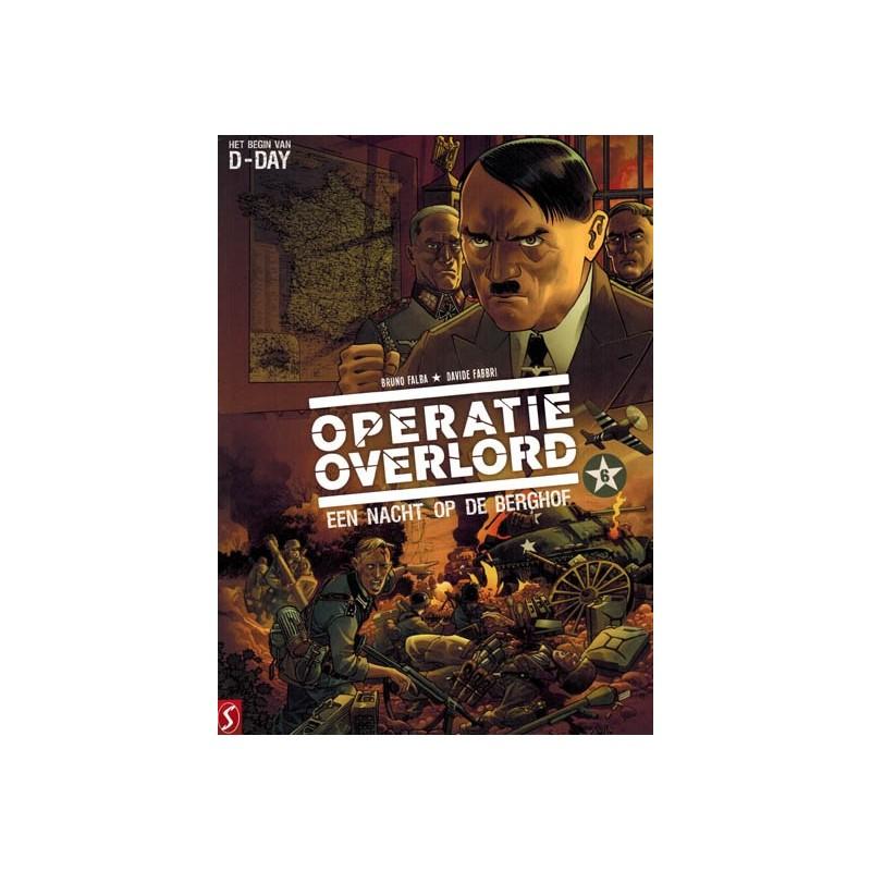 Operatie Overlord HC 06 Een nacht op de Berghof