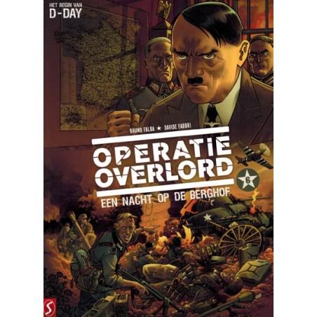 Operatie Overlord  06 Een nacht op de Berghof