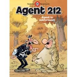 Agent 212 24<br>Agent in zakformaat