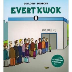 Evert Kwok  08 Drukke rij