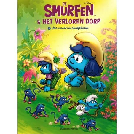 Smurfen  SP Het verloren dorp 02 Het verraad van Smurfbloesem (naar Peyo)