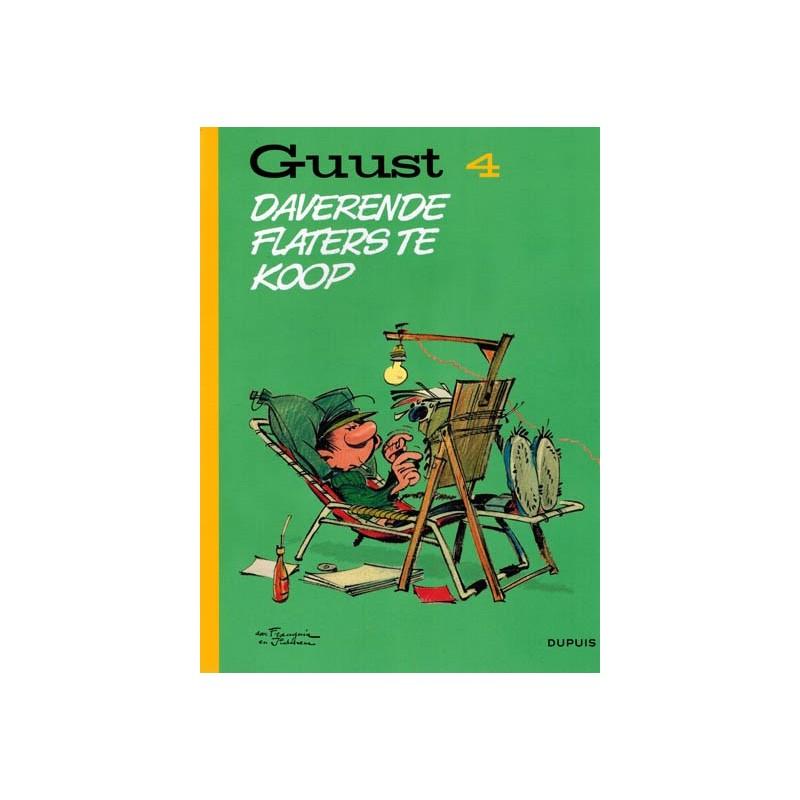 Guust Flater    chronologisch 04 Daverende flaters te koop [gags 214-292]