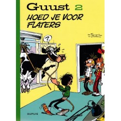 Guust Flater    chronologisch 02 Hoed je voor flaters [gags 75-143]