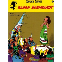 Lucky Luke    51 Sarah Bernhardt