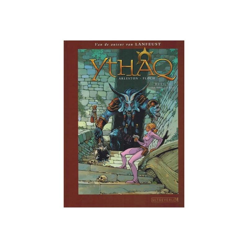 Ythaq  HC 16 Het beleg van Kluit