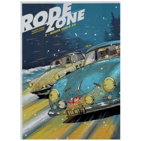 Rode zone HC 02 Monte Carlo 56
