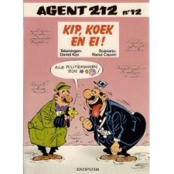 Agent 212 12<br>Kip, koek en ei!