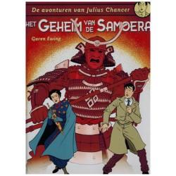 Julius Chancer HC 04 Het geheim van de samoerai