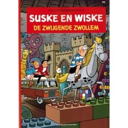 Suske & Wiske  354 De zwijgende Zwollem (naar Willy Vandersteen)