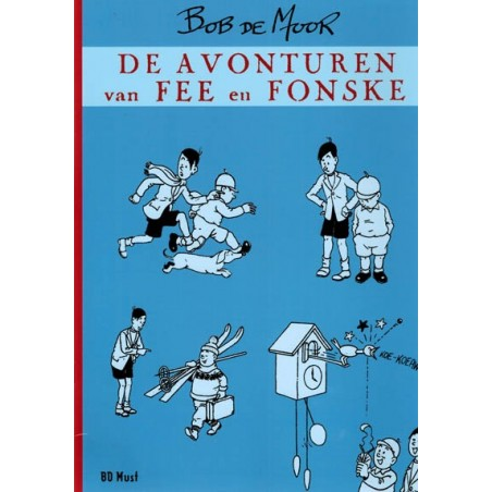 De avonturen van Fee en Fonske