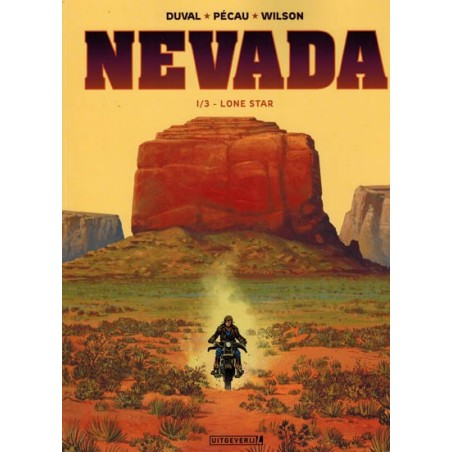 Nevada HC 01 Lone star
