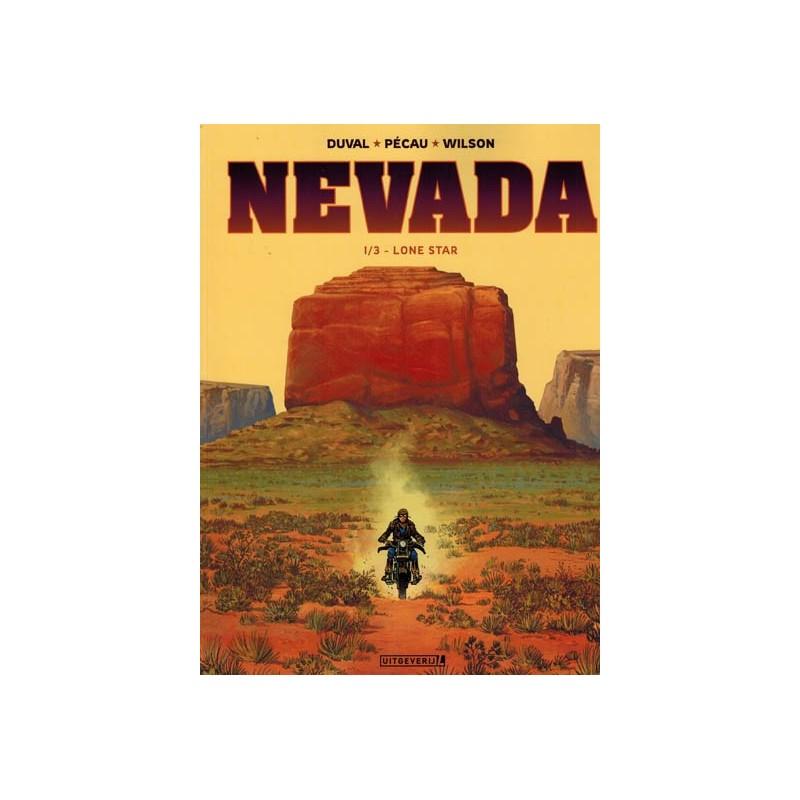 Nevada 01 Lone star