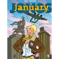 January Jones  HC 11 Jachtkruiser