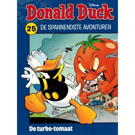 Donald Duck  Spannendste avonturen 25 De turbo-tomaat