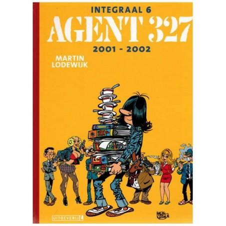 Agent 327   integraal HC 06 2001-2002