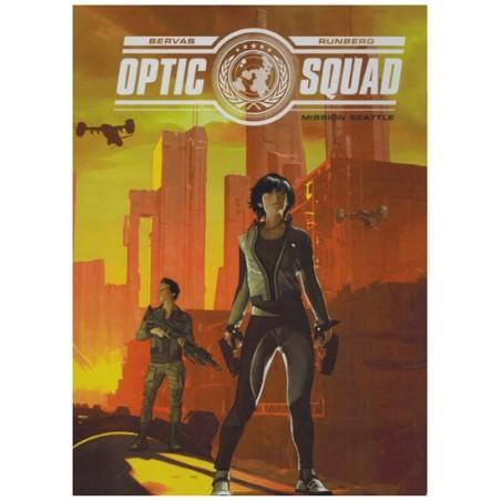 Optic squad 01 Mission Seattle
