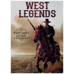 West legends 01 Wyatt Earpe's last hunt