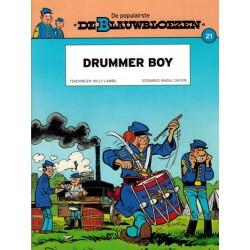 Blauwbloezen relamealbum De populairste 21 Drummer boy 1e druk 2014
