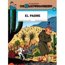 Blauwbloezen relamealbum De populairste 13 El padre 1e druk 2014