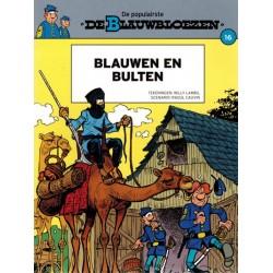 Blauwbloezen relamealbum De populairste 16 Blauwen en bulten 1e druk 2014