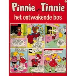 Pinnie en Tinnie 01 Het ontwakende bos herdruk