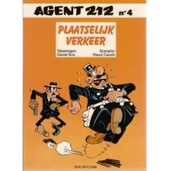 Agent 212 04<br>Plaatselijk verkeer