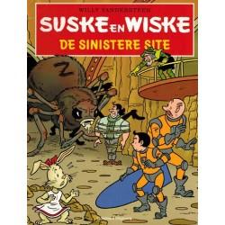 Suske & Wiske reclamealbum De sinistere site 1e druk 2011 (kennisnet uitgave)