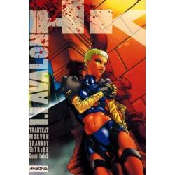 HK 1.1 Avalanche 1e druk 1996