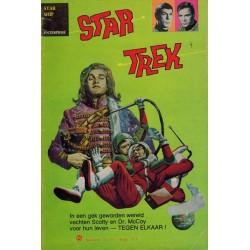 Star Trek 02 Een waanzinnige wereld 1e druk 1974