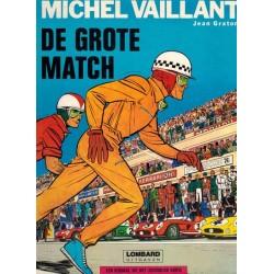 Michel Vaillant 01 De grote match herdruk Lombard