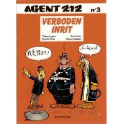 Agent 212 03<br>Verboden inrit
