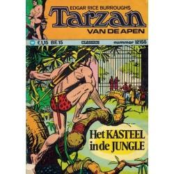 Tarzan classics 155 Het kasteel in de jungle 1e druk 1974