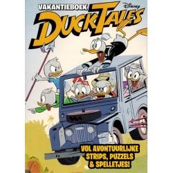 Ducktales Vakantieboek 2018