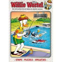 Willie Wortel Vakantieboek 2018