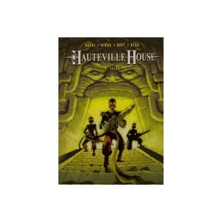 Hauteville House 01 - Zelda HC