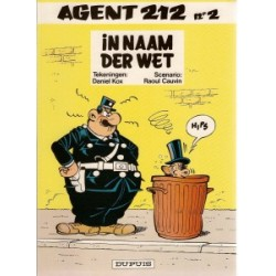 Agent 212 02<br>In naam der wet