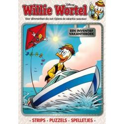 Willie Wortel Vakantieboek 2019