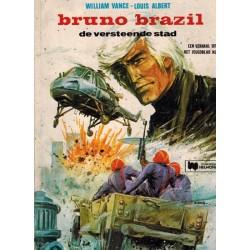 Bruno Brazil 04% De versteende stad herdruk Helmond