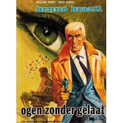 Bruno Brazil 03% Ogen zonder gelaat herdruk Helmond